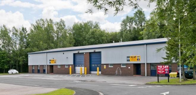 Number One Industrial Estate - Units 34 A & B