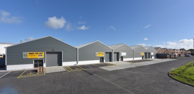 West Chirton (South) Industrial Estate North Shields New Units To Let (1)