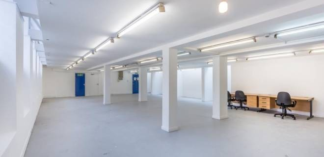 Jewellery Business Centre - The Basement