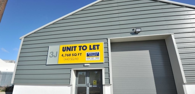 West Chirton (South) Industrial Estate North Shields New Units To Let (6)