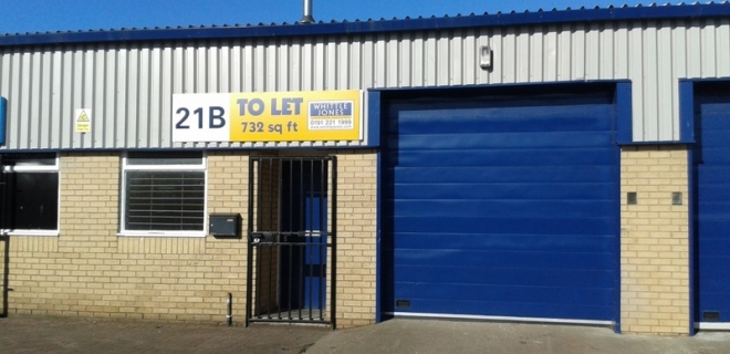 Blyth Riverside Business Park  - Industrial Unit To Let - Blyth Industrial Estate, Blyth