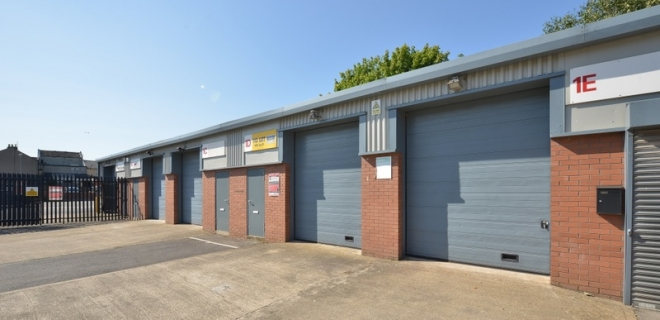 Laurel Way Industrial Estate  - Industrial  Unit To Let -  Laurel Way Industrial Estate, Bishop Auckland