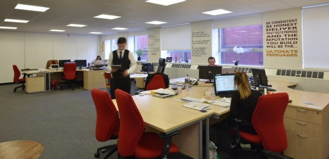 Office Unit To Let- Buckingham House, Preston