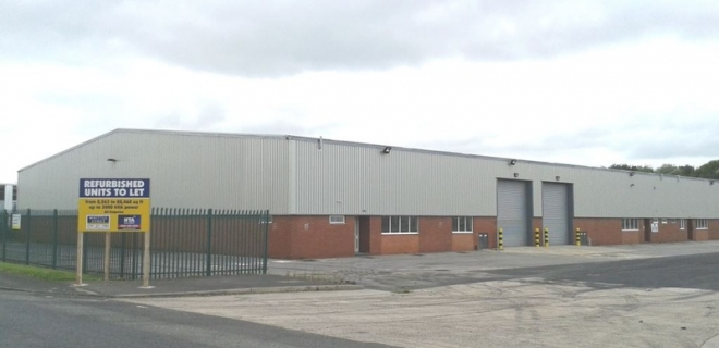 Number One Industrial Estate - Units 14 & 15  - Industrial Unit To Let - Number One Industrial Estate, Consett