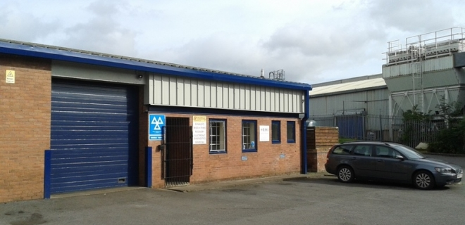 Industrial Unit - Stanhope Industrial Estate, Stanhope