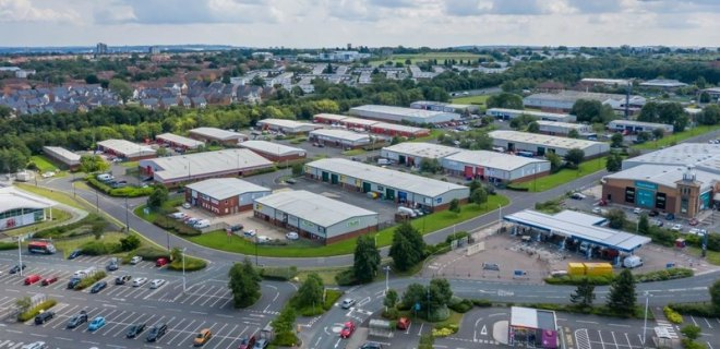Unit 8A Airport Industrial Estate Newcastle (12)