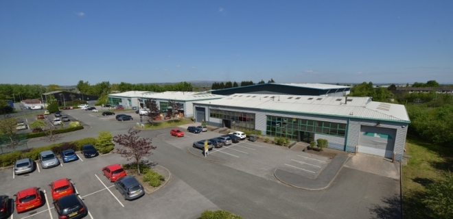 Industrial Unit - Wheatlea Industrial Estate, Wigan