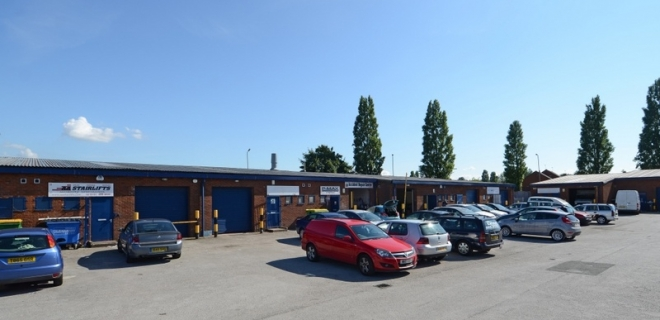 Wheathills Industrial Estate  - Industrial Unit To Let - Wheathills Industrial Estate, Netherley