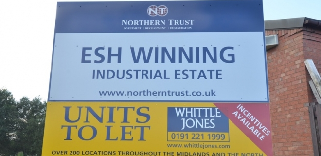 Industrial Unit - Esh Winning Industrial Estate, Esh Winning