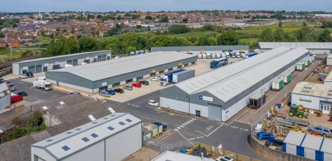 Leyland Trading Estate - Industrial Units To Let Wellingborough (14)