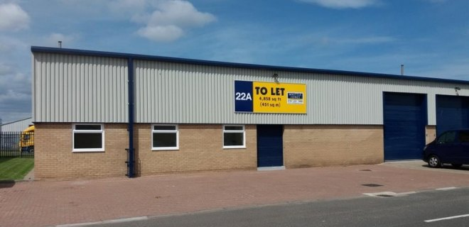 Blyth Industrial Estate - Unit 22A