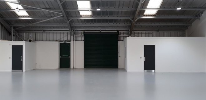 Acorn Trade Park Trade Industrial Units To let Perth (2)