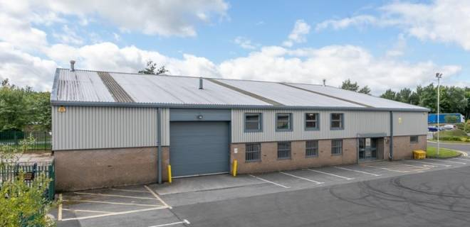 Number One Industrial Estate - Unit 39