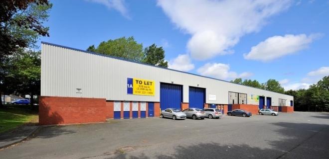 Buddle Industrial Estate - Units To Let Wallsend (7)