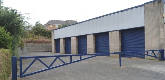 Federation Road Trading Estate - Unit 6  - Industrial Unit To Let - Federation Road Trading Estate - Stoke on Trent