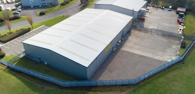 Excelsior Park Industrial Unit To Let Wishaw (7)