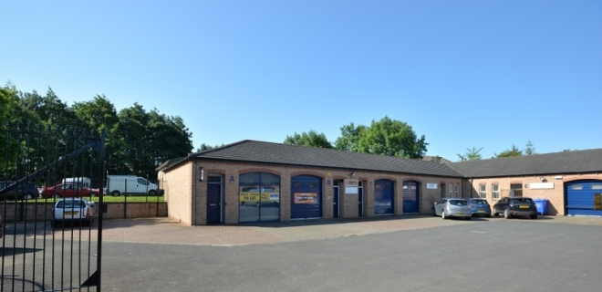 Industrial Unit - Pegswood Industrial Estate, Pegswood