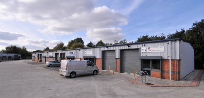 Industrial Units To Let -  Birch Court, Warrington