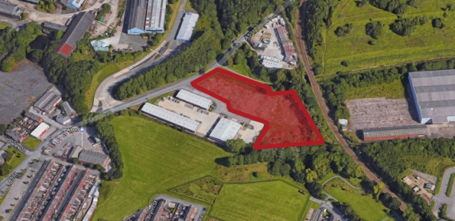 Industrial Unit To Let- Gerard's Park, St Helens