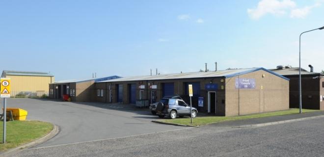 Industrial Unit To Let - Pocklington Industrial Estate, Pocklington
