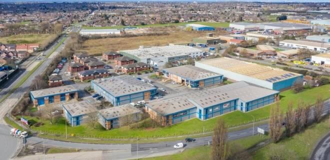 Eastgate Park Scunthorpe Industrial Units To Let (4)