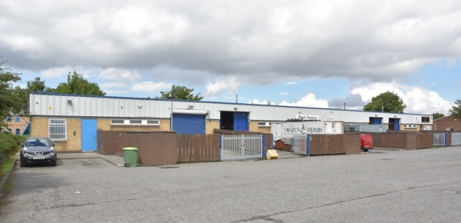 Industrial Unit -  Kiln Lane Industrial Estate, Stallingborough