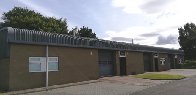 Industrial Unit To Let - Wooler Industrial Estate, Wooler