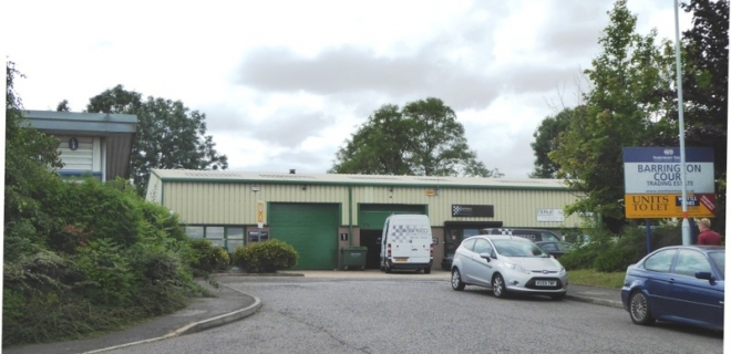 Barrington Court  - Industrial Unit To Let - Barrington Court, Brackley