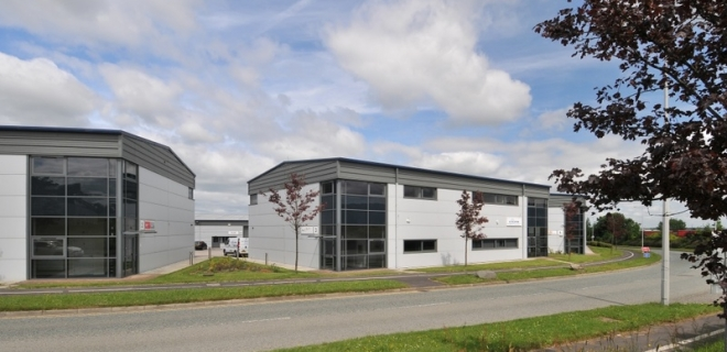 Industrial Unit To Let - Elder Court, Blackburn