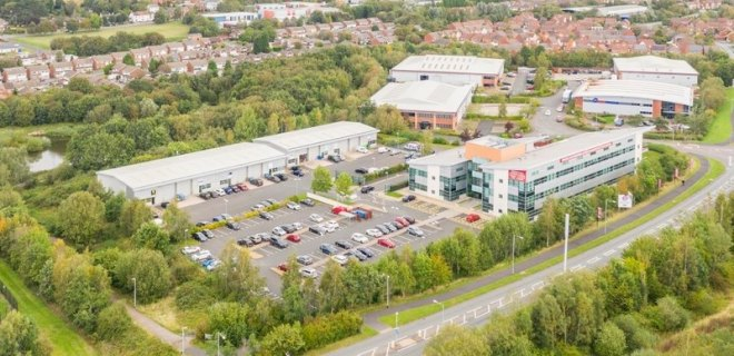 Industrial Units to let Cannock (9)