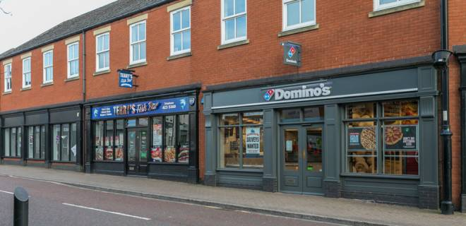 Retail Unit To Let- Simms Cross, Widnes