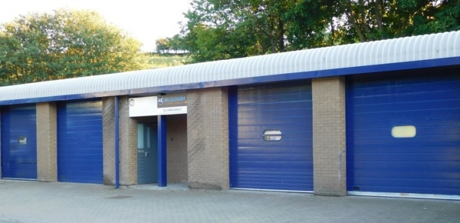 Rothbury Industrial Estate  - Industrial Unit To Let - Rothbury Industrial Estate, Rothbury