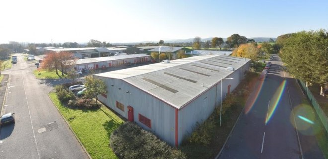Lochside Industrial estate Units To let Dumfries (8)