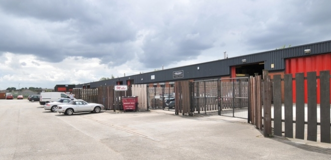 Industrial Unit  - Goldthorpe Industrial Estate, Barnsley