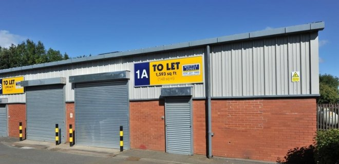 South Hetton Industrial Estate County Durham Industrial Units To let (4)