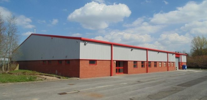 Number One Industrial Estate Consett - Unit 20 (2)