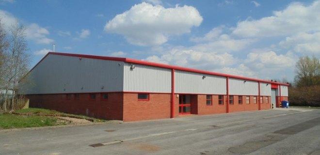 Number One Industrial Estate Consett - Unit 20 (2)
