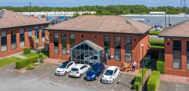 Silverlink Business Park Offices To let Wallsend (5)