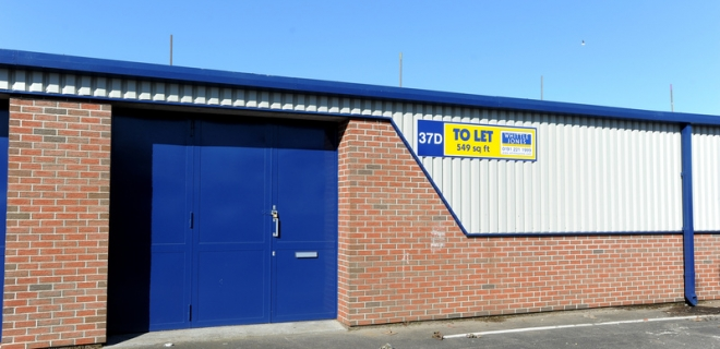Industrial Unit To Let - Bede Industrial Estate, Jarrow