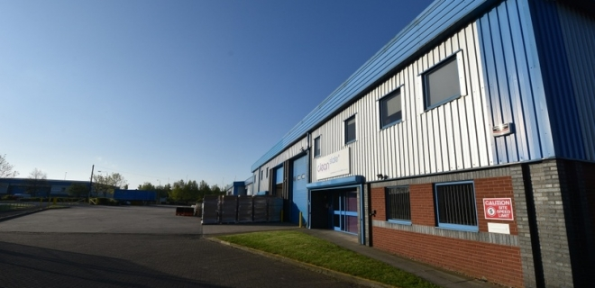 Industrial Unit To Let - Raynesway Park, Derby
