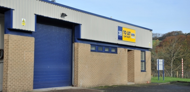 Industrial Unit To Let - Rothbury Industrial Estate, Rothbury