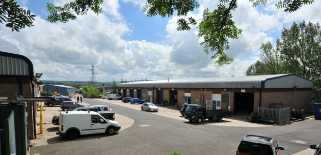 Industrial Unit To Let - Balderstone Close Industrial Estate, Burnley