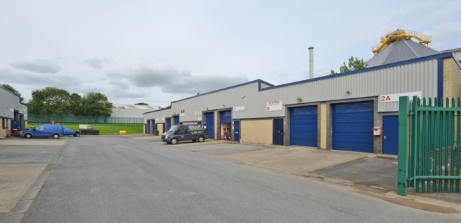 Industrial Unit   - Chilton Industrial Estate, Chilton