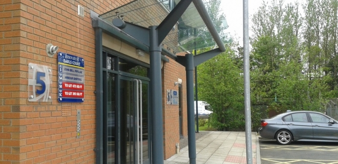 Industrial Office To Let - Earls Court, Grangemouth