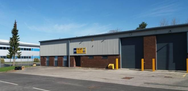 Number One Industrial Estate - Unit 32A