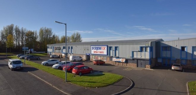 Canyon Road - Units 50-60  - Industrial Unit To Let - Canyon Road, Excelsior Park, Wishaw