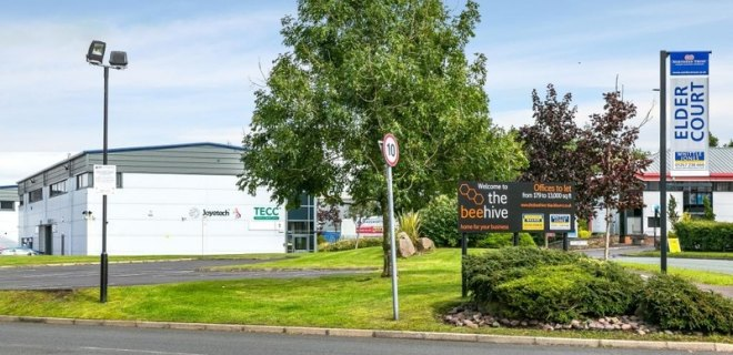 Elder Court Industrial Units To Let Blackburn (12)