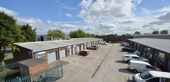 Lake Enterprise Park Doncaster - Industrial Units To let (2)