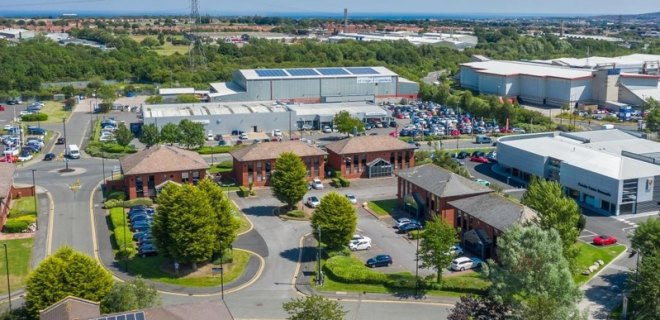 Silverlink Business Park Offices To let Wallsend (8)
