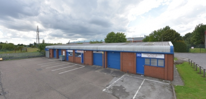 Industrial Unit -  Rawcliffe Road Industrial Estate, Goole